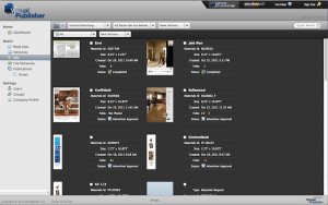 Virtual Publisher Advertising View