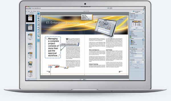 DALiM ES | Centralized Project Management & Multi-Channel Workflow